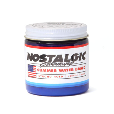 Nostalgic Grooming Summer Water Based Pomade