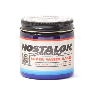 Nostalgic Grooming Super Water Based Pomade