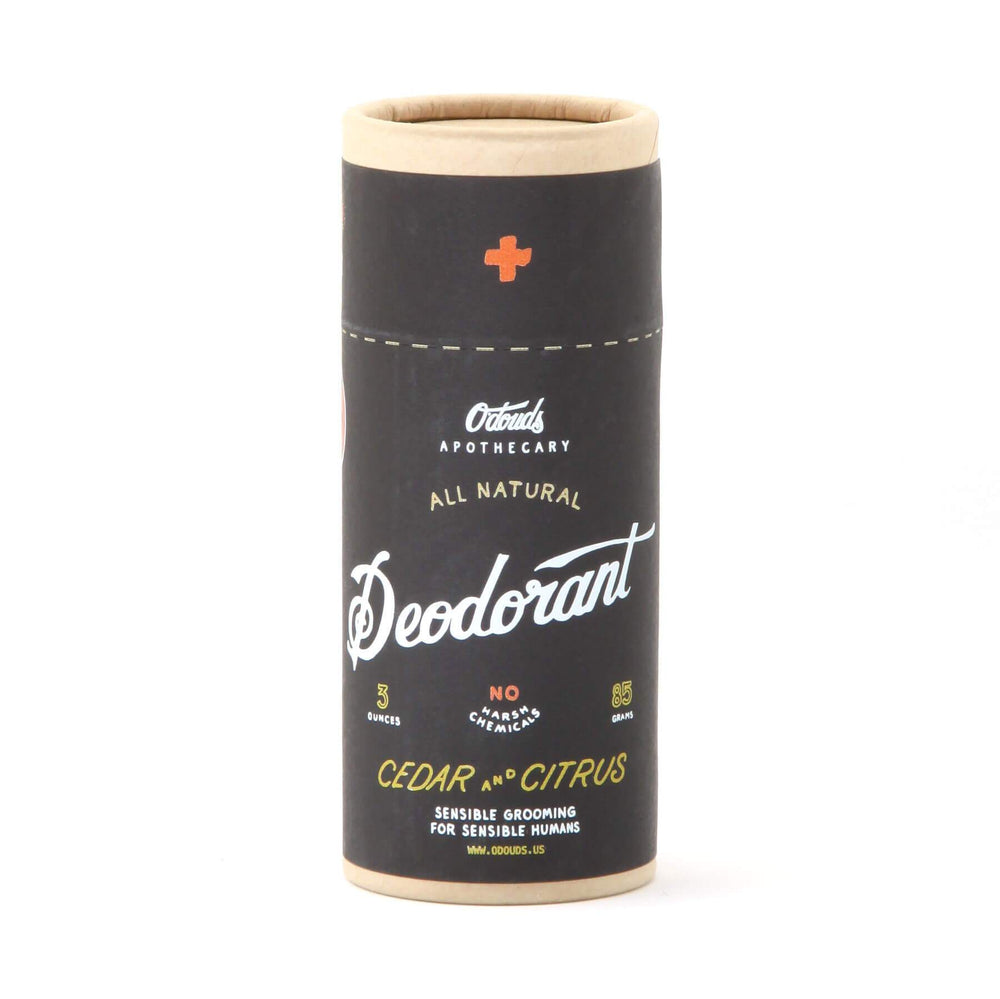 O'Douds All Natural Deodorant