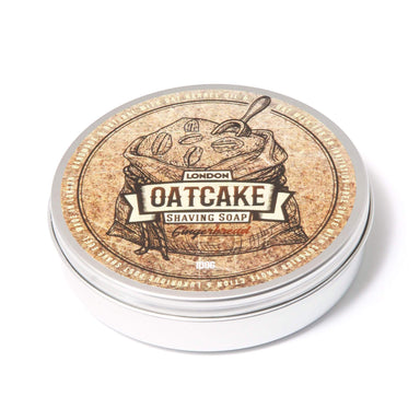 Oatcake Gingerbread Shaving Soap