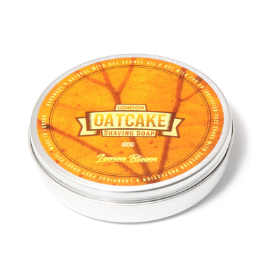 Oatcake Lemon Bloom Shaving Soap