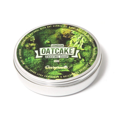 Oatcake Overgrowth Shaving Soap