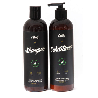 O'Douds Shampoo & Conditioner Duo