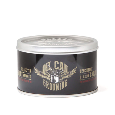 Oil Can Grooming Classic Cream