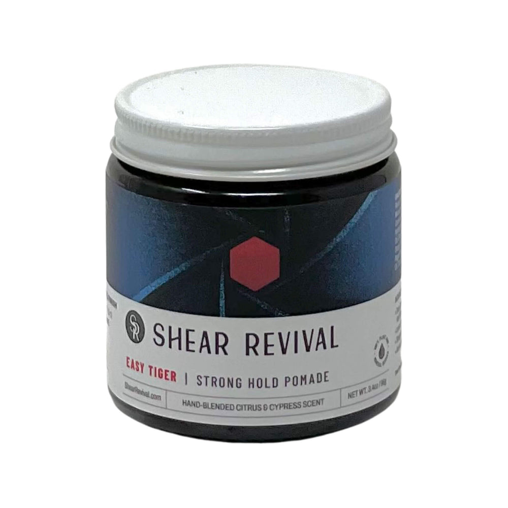 Shear Revival Easy Tiger Oil Based Pomade