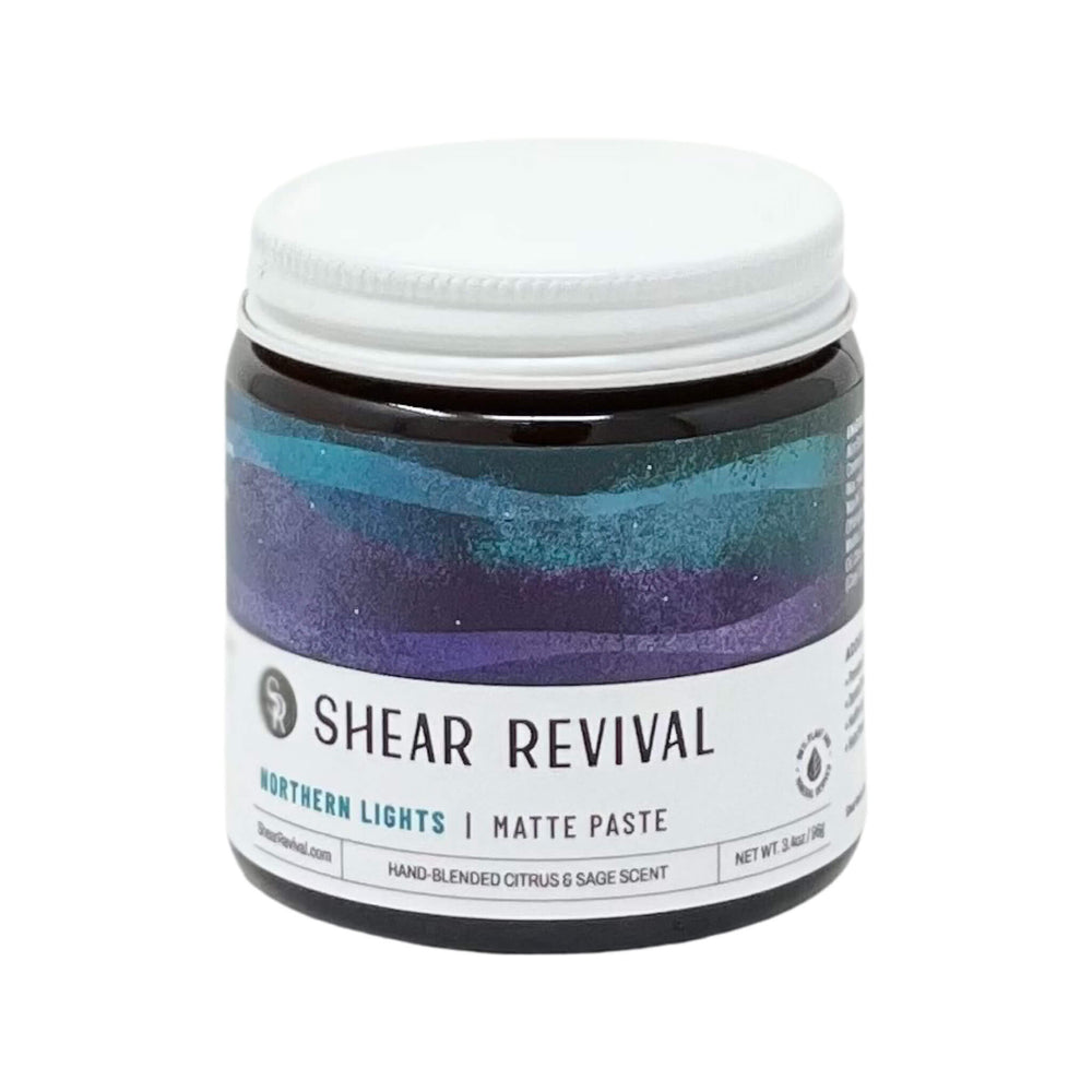 Shear Revival Northern Lights Matte Paste