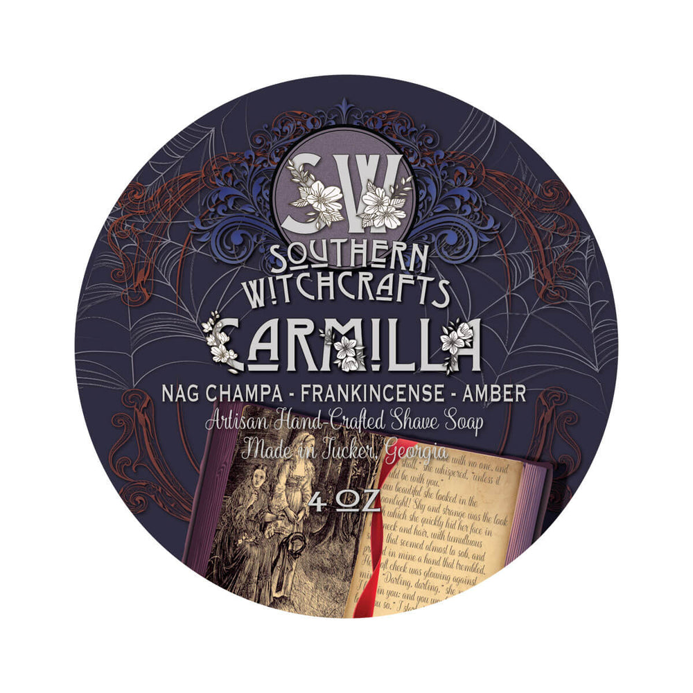 Southern Witchcrafts Carmilla Shaving Soap