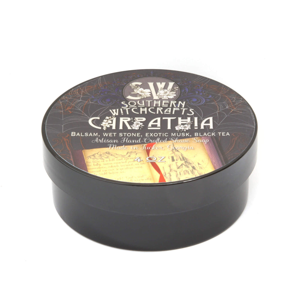 Southern Witchcrafts Carpathia Shaving Soap