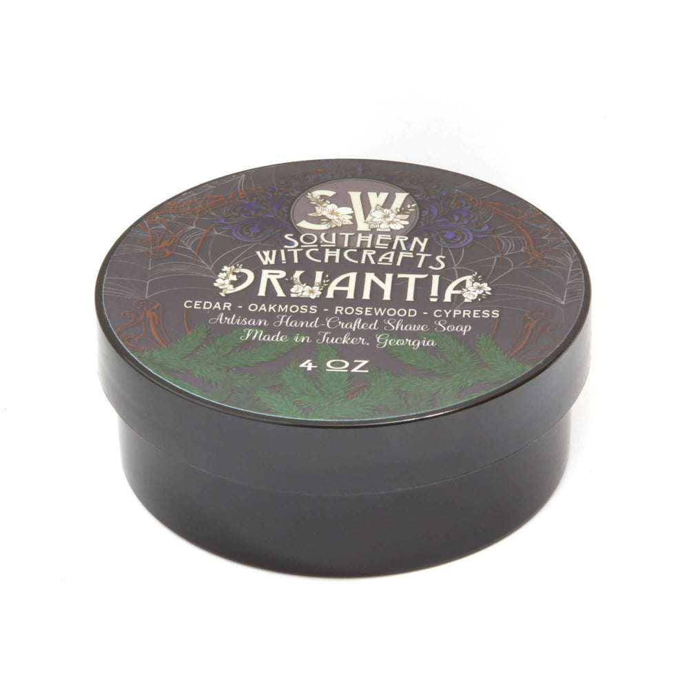 Southern Witchcrafts Druantia Shaving Soap