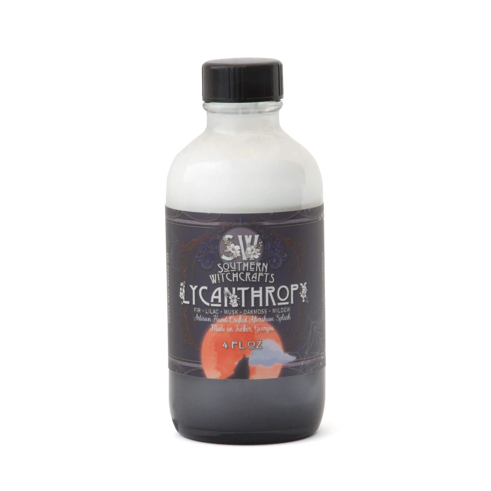 Southern Witchcrafts Lycanthropy Aftershave Splash