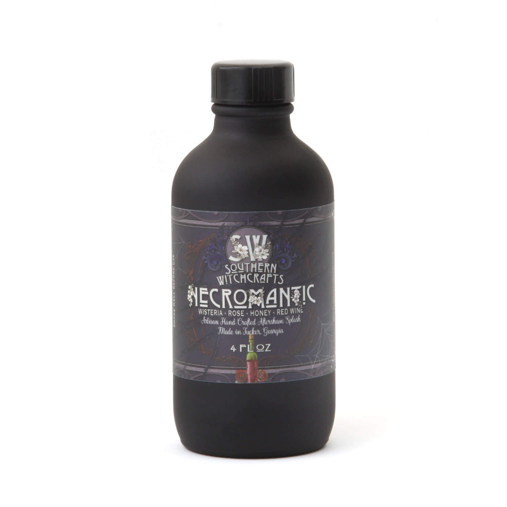 Southern Witchcrafts Necromantic Aftershave Splash