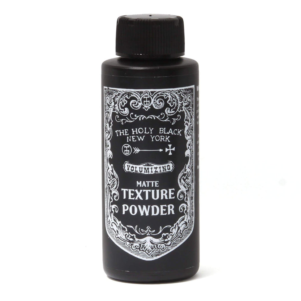 The Holy Black Texture Powder