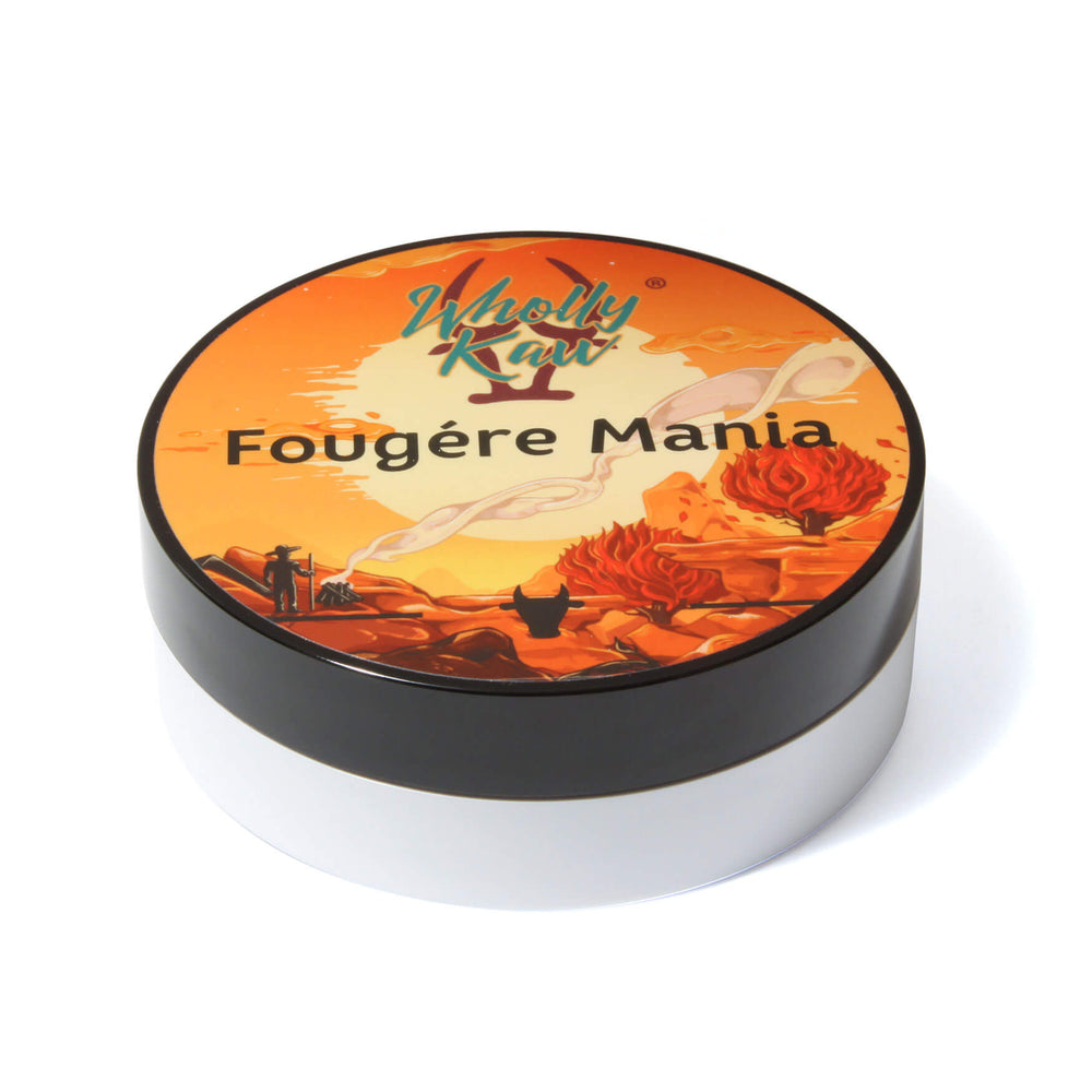 Wholly Kaw Fougere Mania Shaving Soap