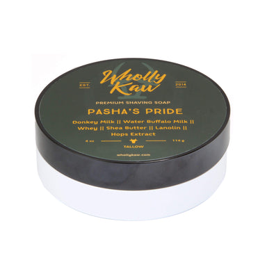 Wholly Kaw Pasha's Pride Shaving Soap