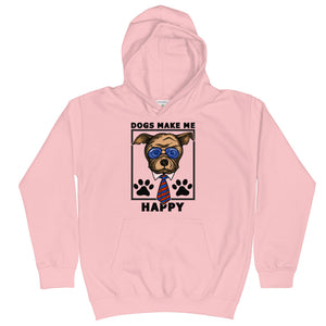 Happy with my Dog Hoodie