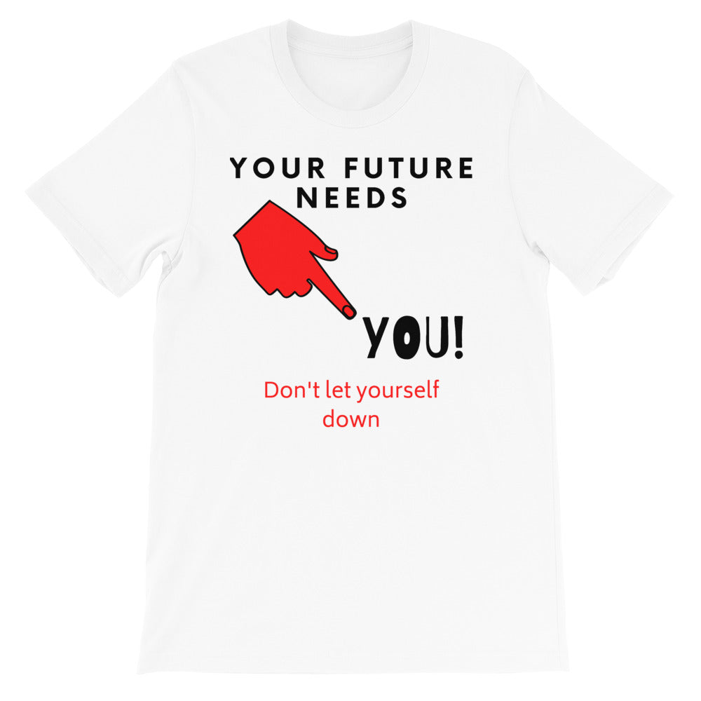 Your Future Needs You!
