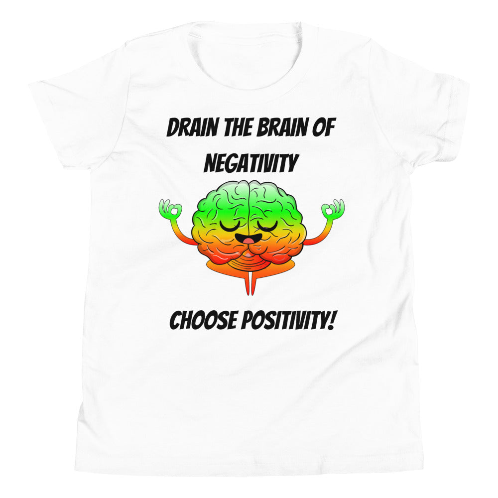 Choose positivity Tee