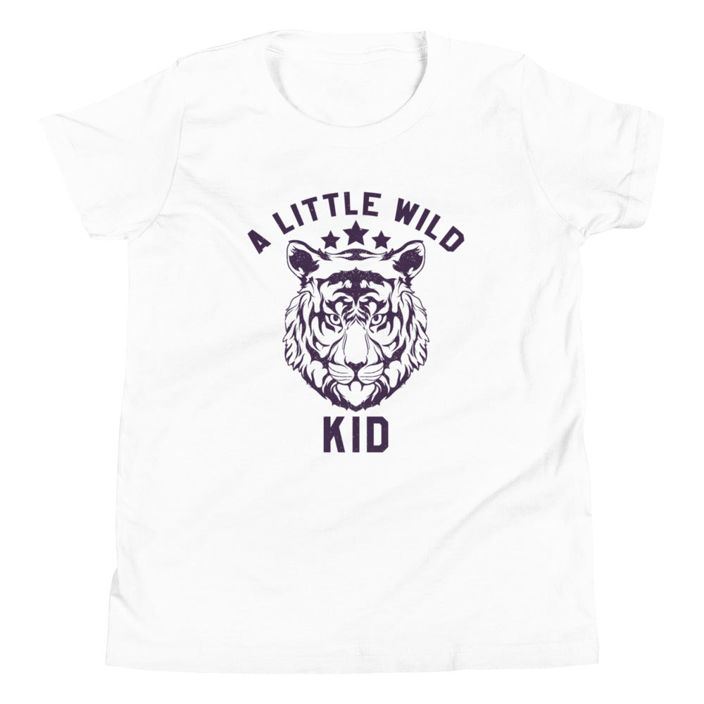 A little Wild Kid Tee