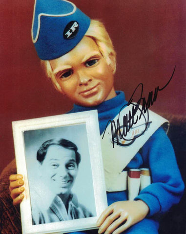 MATT ZIMMERMAN - Alan Tracy in Thunderbirds
