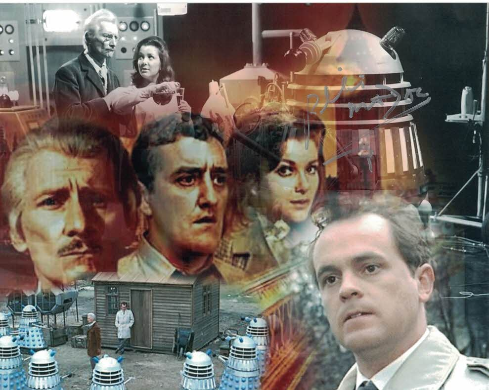 PHILIP MADOC - Brockley in Doctor Who Daleks Invasion Earth 2150 AD