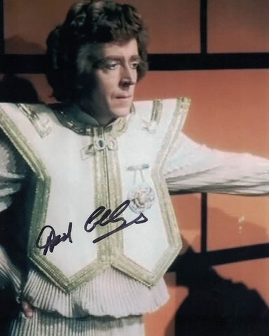 DAVID COLLINGS - Poul in Doctor Who - The Robots of Death