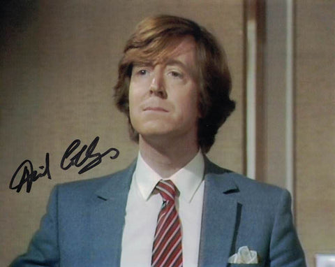 DAVID COLLINGS - Silver in Sapphire & Steel