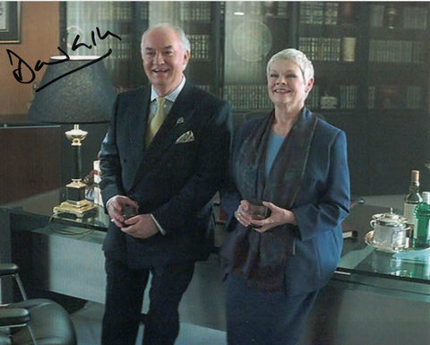 DAVID CALDER  - Sir Robert King in James Bond The World Is Not Enough