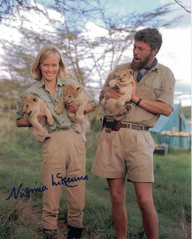 VIRGINIA MCKENNA - Born Free