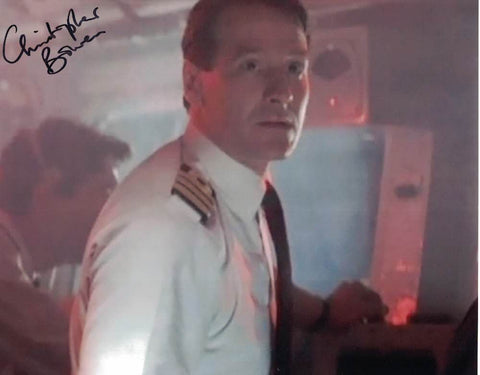 CHRISTOPHER BOWEN - Commander of the Devonshire - Tomorrow Never Dies