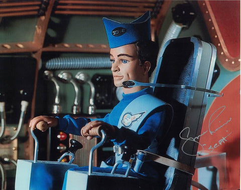 SHANE RIMMER - Scott Tracy in Thunderbirds
