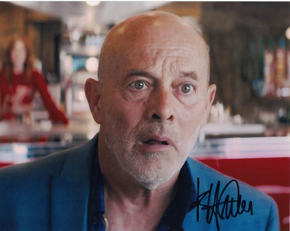 KEITH ALLEN - Charles in Kingsmen The Golden Circle