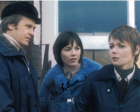 IAN MCULLOCH - Greg Preston in Survivors hand signed 10 x 8 photo