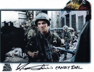 KIERON JECHINIS - Crazy Earl in Full Metal Jacket