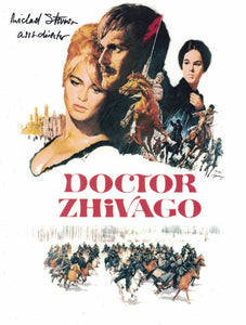 MICHAEL STEVENSON  - assistant Director Doctor Zhivago
