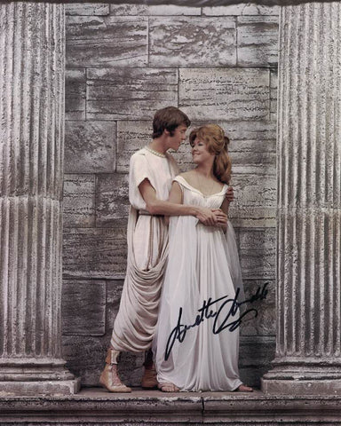 ANNETTE ANDRE - Thalia in A Funny Thing Happened On The Way To The Forum