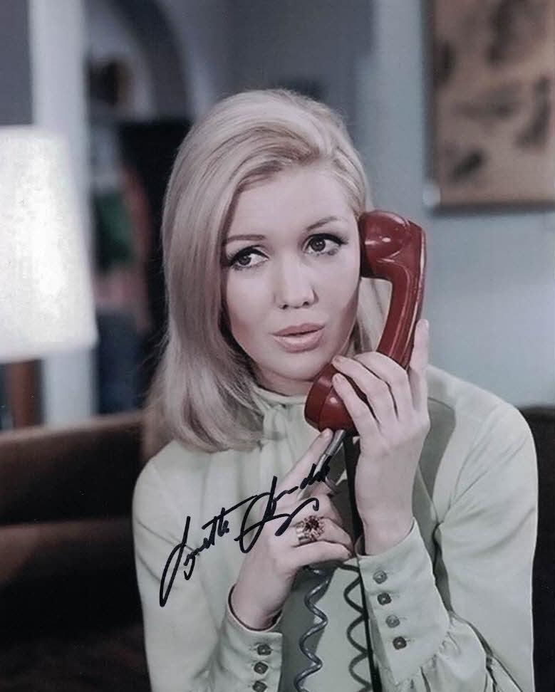 ANNETTE ANDRE - Jeannie in Randall and Hopkirk (Deceased)