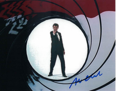 ALAN CHURCH  - Optical Cameraman on James Bond titles