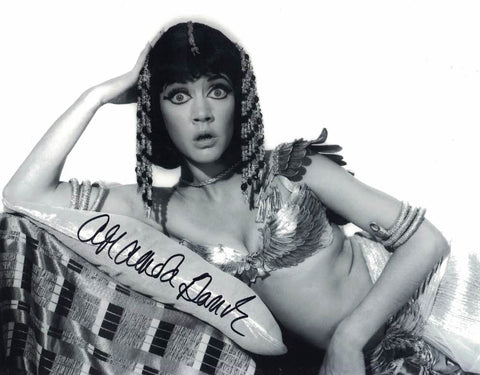AMANDA BARRIE - Cleo in Carry On Cleo