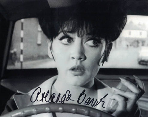 AMANDA BARRIE - Anthea in Carry On Cabby