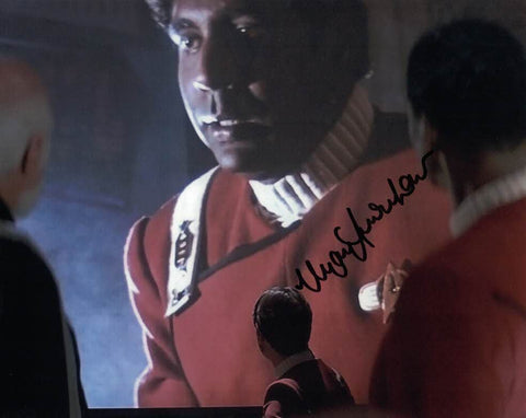 VIJAY ARMRITAJ - Captain Joel Randolph in Star Trek IV The Voyage Home