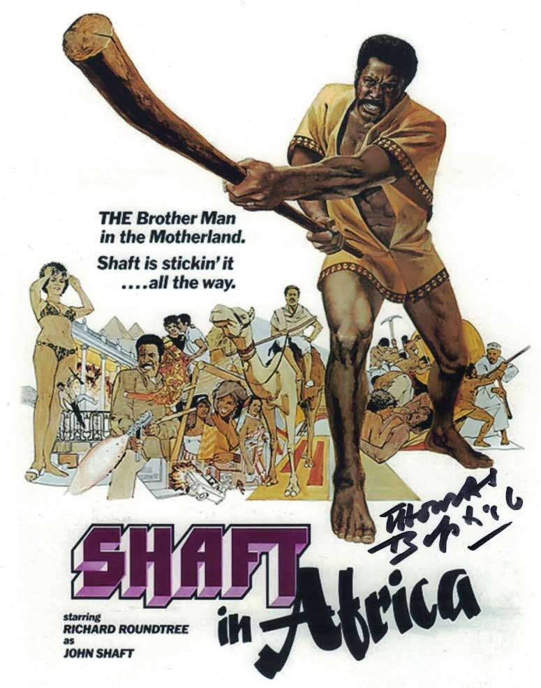THOMAS BAPTISTE - Kopo in Shaft in Africa