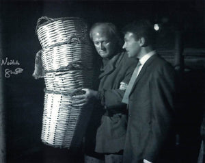 NICHOLAS SMITH - Wells in The Dalek Invasion of Earth