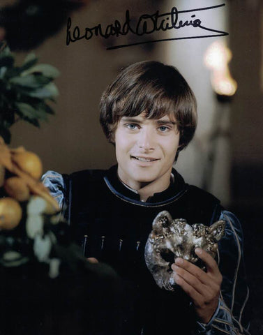 LEONARD WHITING - Romeo in Zeffirelli's Romeo &  Juliet