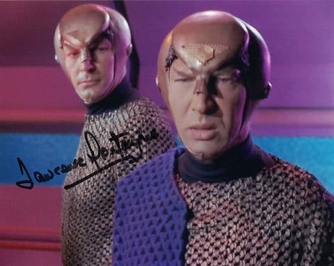 LAWRENCE MONTAIGNE - Decius in Balance of Terror - Classic Star Trek