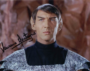 LAWRENCE MONTAIGNE - Stonn in Amok Time - Classic Star Trek