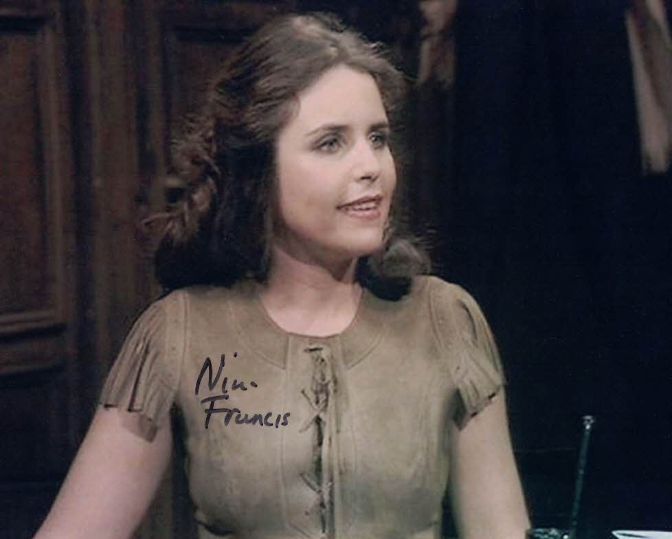 NINA FRANCIS- Miss Ainsworth in Are You Being Served
