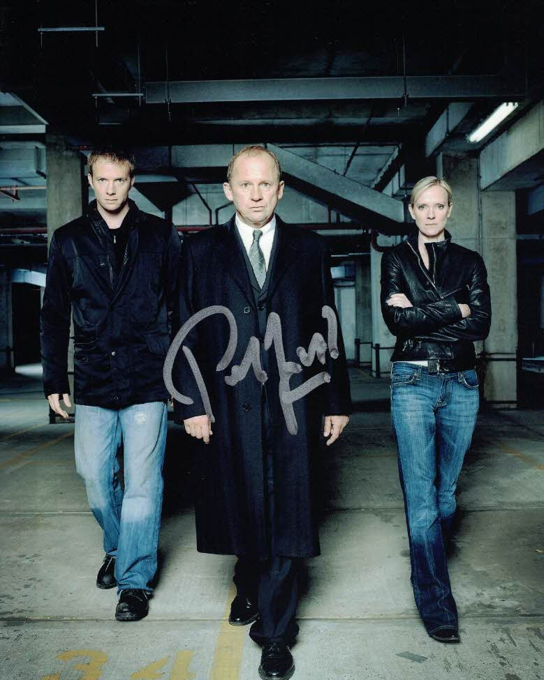 PETER FIRTH - Sir Harry Pearce in Spooks (MI5)