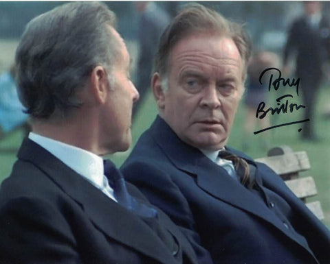 TONY BRITTON - Inspector Thomas - Day of The Jackal
