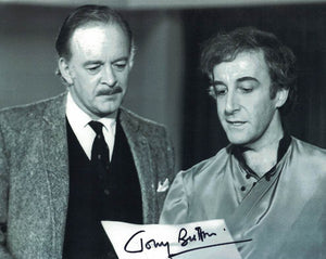 TONY BRITTON - Andrew Hunter in There's A Girl In My Soup