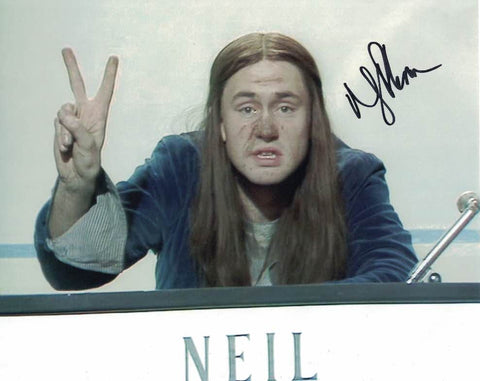 NIGEL PLANER - Neil in The Young Ones
